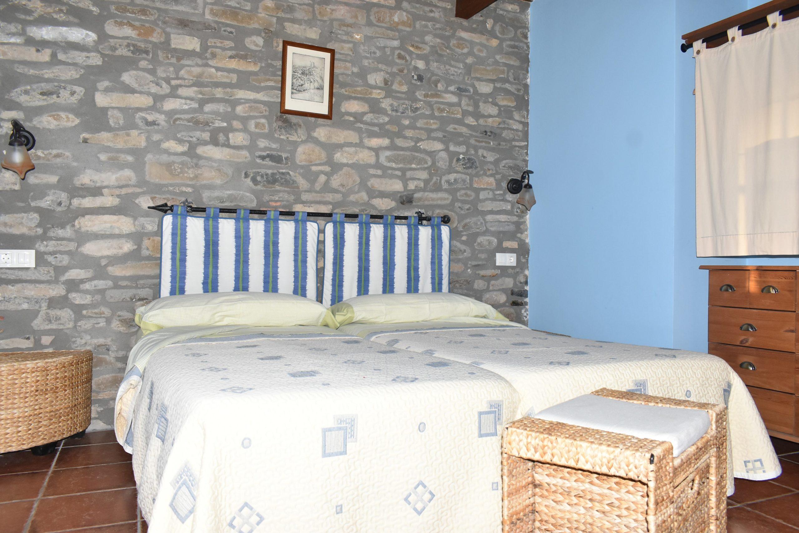 Habitación doble apartamento Pirineo